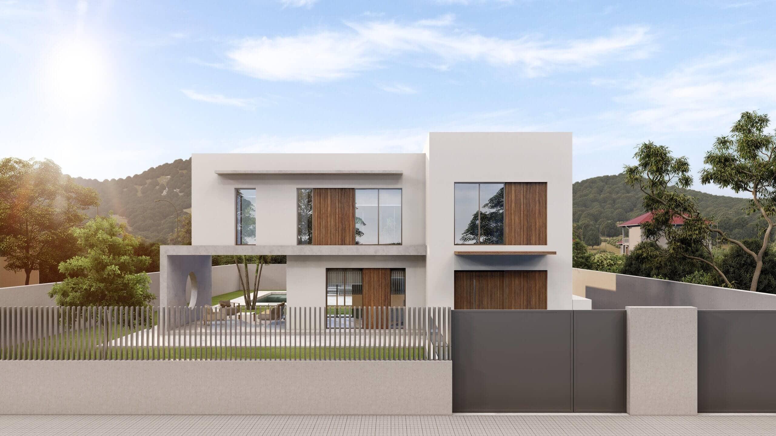 Vivienda Unifamiliar Casa Mirador
